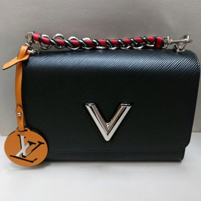 LOUIS VUITTON M52503黑水波紋TWIST MM 190501 松山