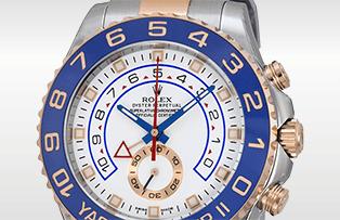 YACHT-MASTER-Ⅱ 帆船賽腕錶系列Ⅱ 116681