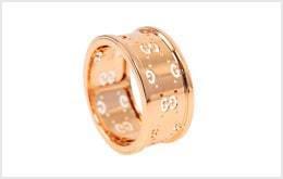 二手GUCCI 古馳戒指・項鍊・耳環收購