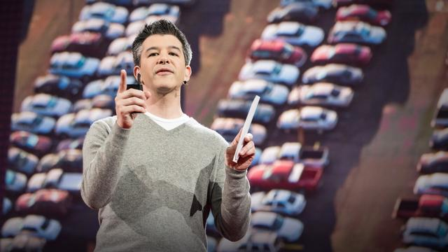 Uber's plan to get more people into fewer cars by Travis Kalanick