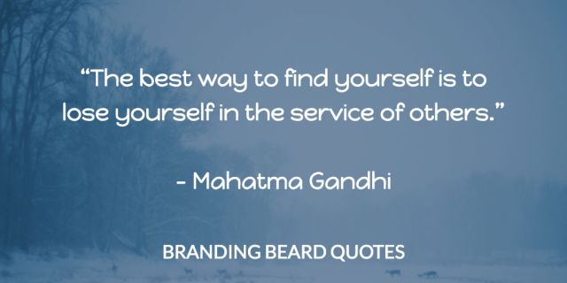 Gandhi Quotes - Path