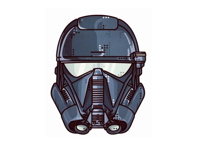 Rogue One Deathtrooper by Aleksandar Savic