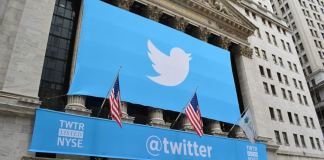 Twitter NYSE Wall Street