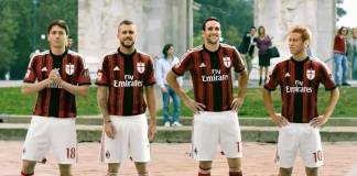 Toyo Tires video with A.C. Milan