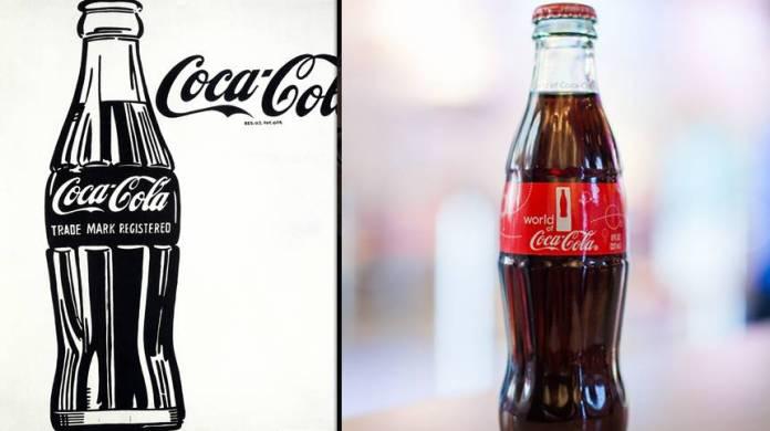 Coca-Cola Bottle 100 Years
