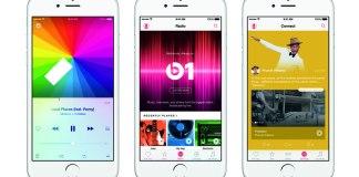iPhone6 Apple Music