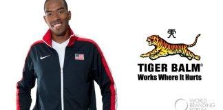 Tiger Balm Christian Taylor