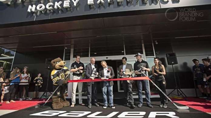 Bauer Hockey retail opening