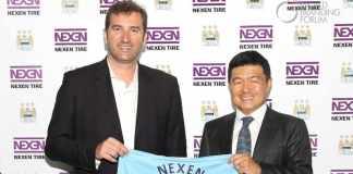 Nexen Tire Manchester City FC