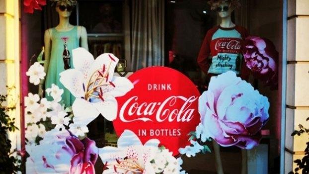 Coca Cola Wildfox
