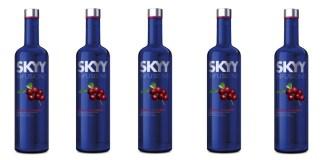Skyy Vodka Cranberry