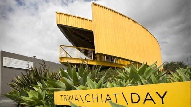 TBWA Chiat Day LA Logo