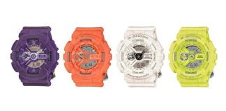 Casio Gshock S Series