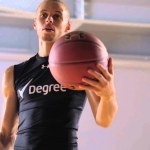 Degree Stephen Curry