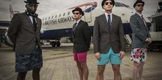 British Airways London City