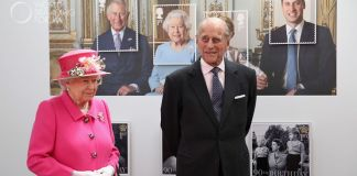 The Queen visits Royal Mail
