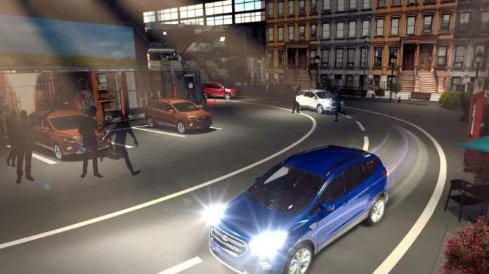 Ford Escape New York