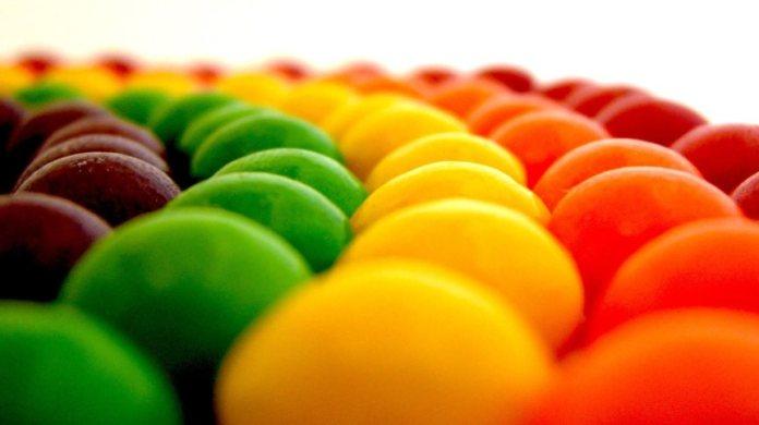 Mars Skittles