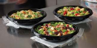 Dominos Pizza Salads