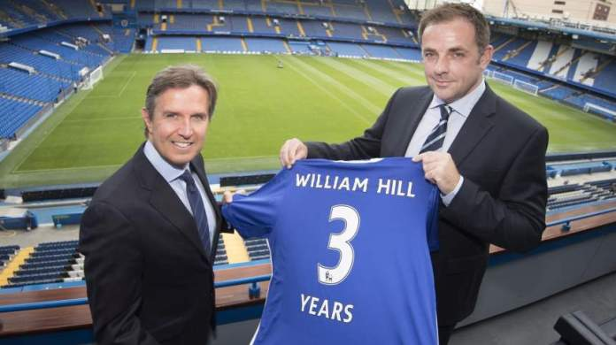 William Hill Chelsea FC