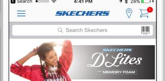skechers mobile app