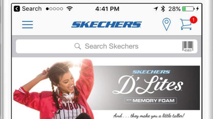 skechers mobile app