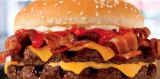 burger king bacon