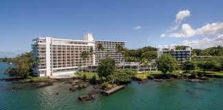 doubletree hilo hawaii