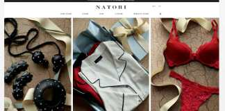 natori fashion website