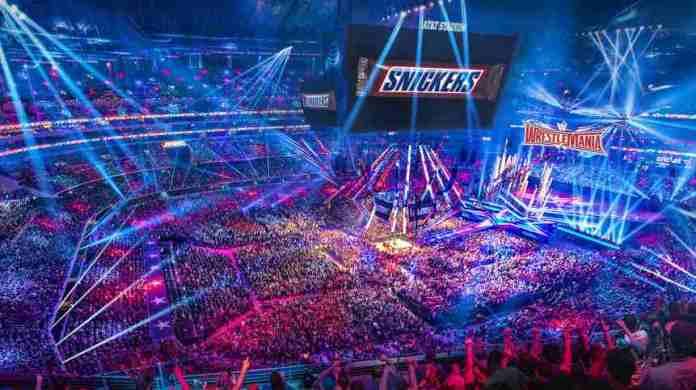 snickers wrestlemania 33