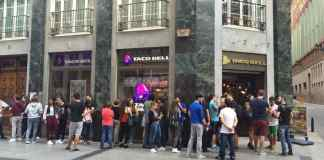 taco bell spain