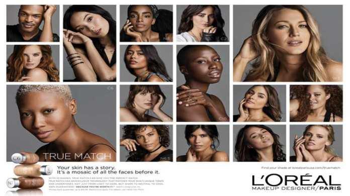 LOreal Paris Campaign