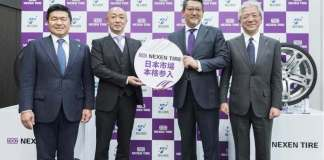 Nexen Tire Japan