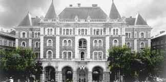 W Budapest Facade