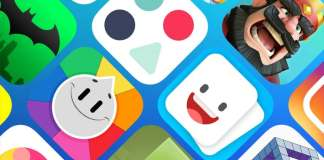 AppStore mainpage
