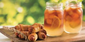 auntie anne's iced tea