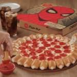 pizza hut spiderman