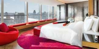 w hotels shanghai