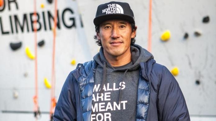 the north face jimmy chin