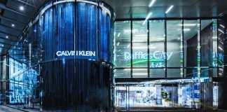 Calvin Klein Announces New Stores in Shanghai and Düsseldorf