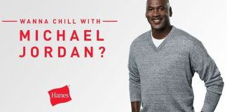 Hanes Michael Jordan
