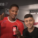 Coca-Cola's First In-Game Advertising