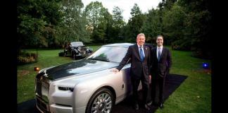 New Rolls-Royce Phantom Heralded by Sir Kim Darroch