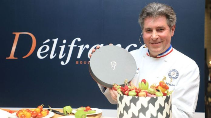 Michelin Star Chef Michel Roth visits Délifrance in Dubai