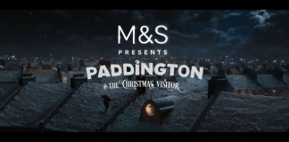 Marks and Spencer Presents 'Paddington And the Christmas