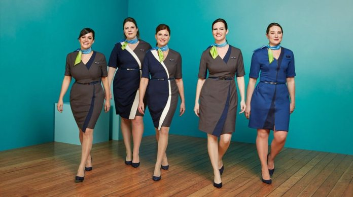 Alaska Airlines Unveils New Uniform Collection by Luly Yang