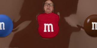 Danny DeVito Stars in M&M'S Super Bowl LII Commercial