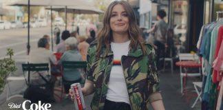 Diet Coke Launches Rebranding Campaign