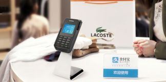 Verifone and Alipay Expand Global Partnership with Lacoste Deal