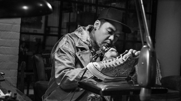 Dr. Woo and Converse Collaborate on the Chuck 70